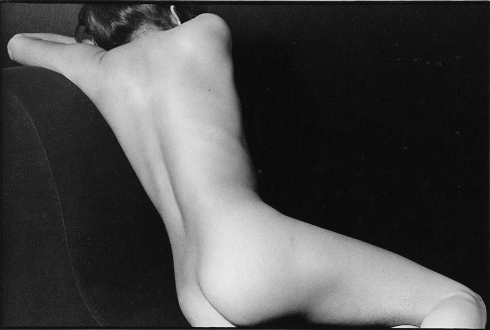 """""""Nudo di donna"""". 1974."""
