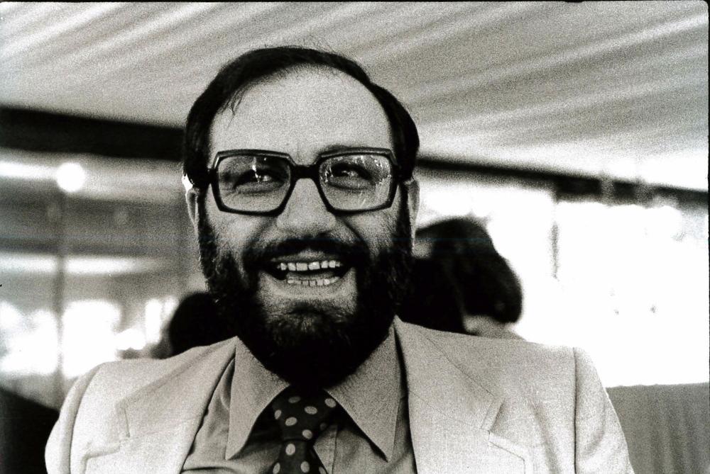 Umberto Eco. Villa Sassi, Torino, 1977