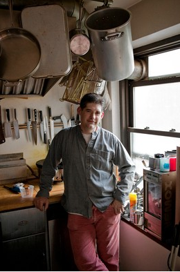 Dave Arnold, Cocktail Wiz (May, 2012): On cooking at home with a culinary technologist