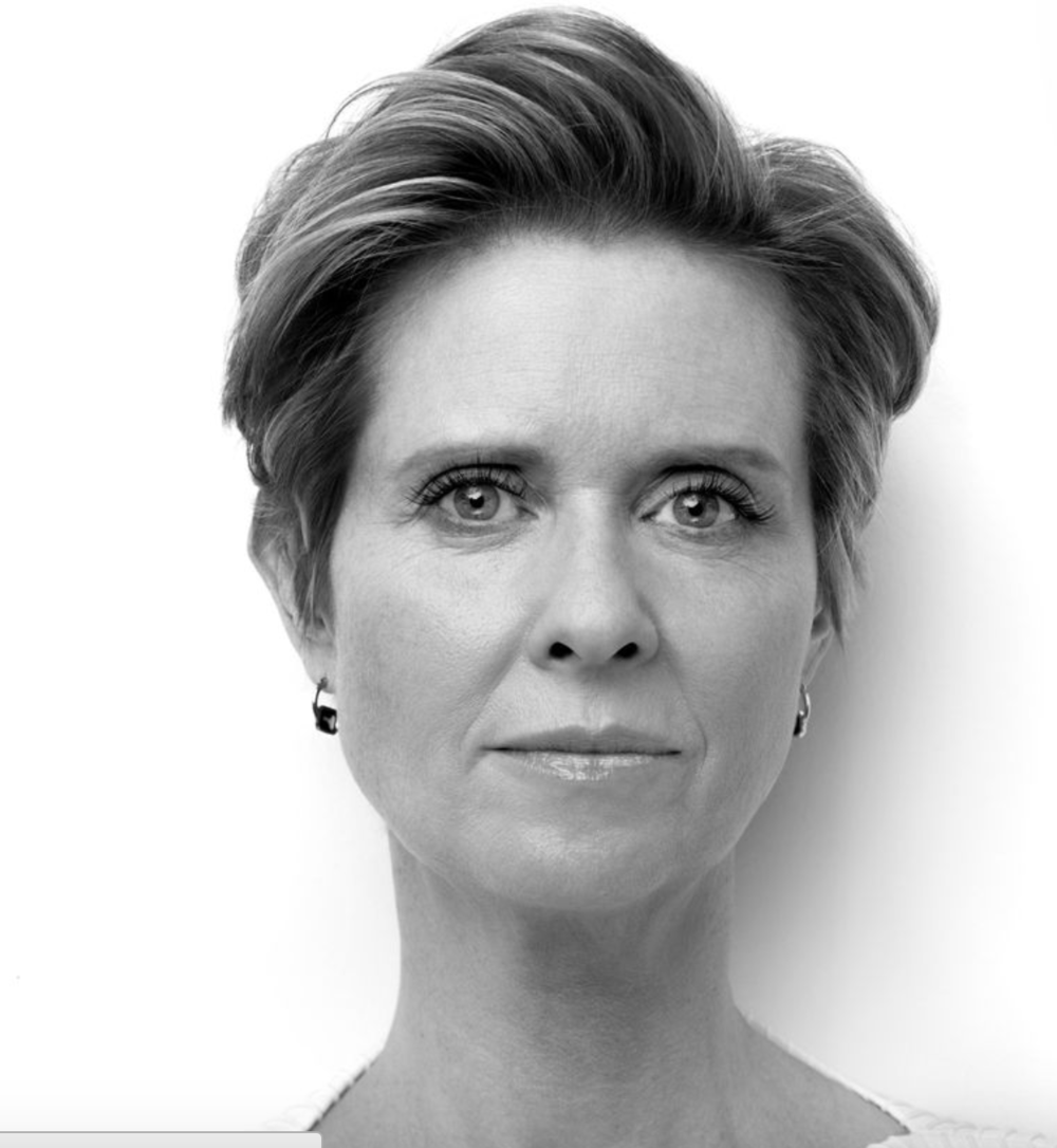Elle Woman, Cynthia Nixon (September, 2018): On the gubernatorial candidate's life inflection points