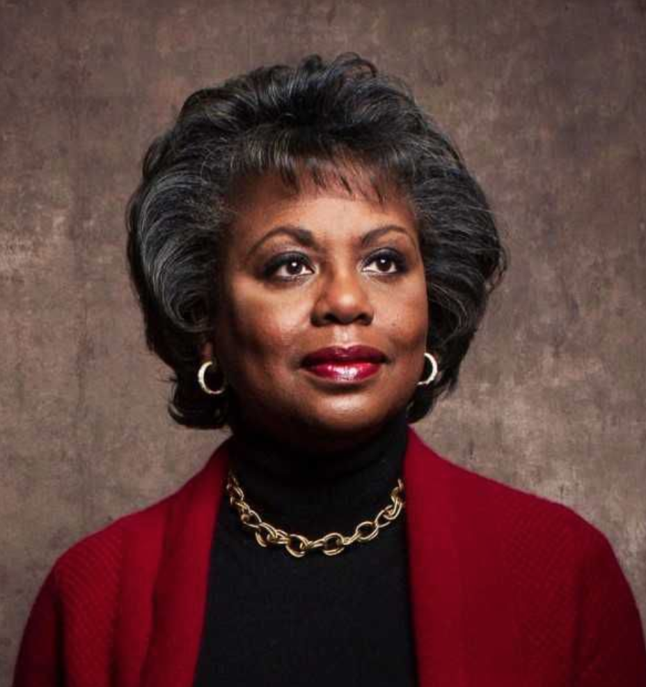 Elle Woman, Anita Hill (November, 2018): On #metoo, Joe Biden, and the work we still need to do when it comes to workplace harrassment