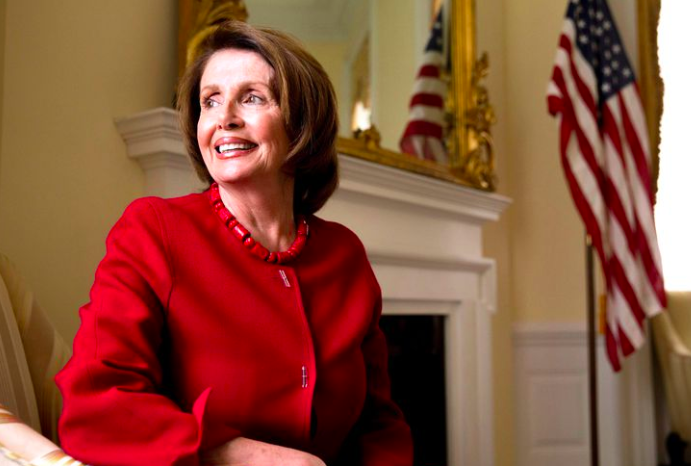 Elle Woman, Nancy Pelosi (January, 2018): On the speaker's ground-breaking roles in Congress, a possible impeachment, and the role of women helping women.