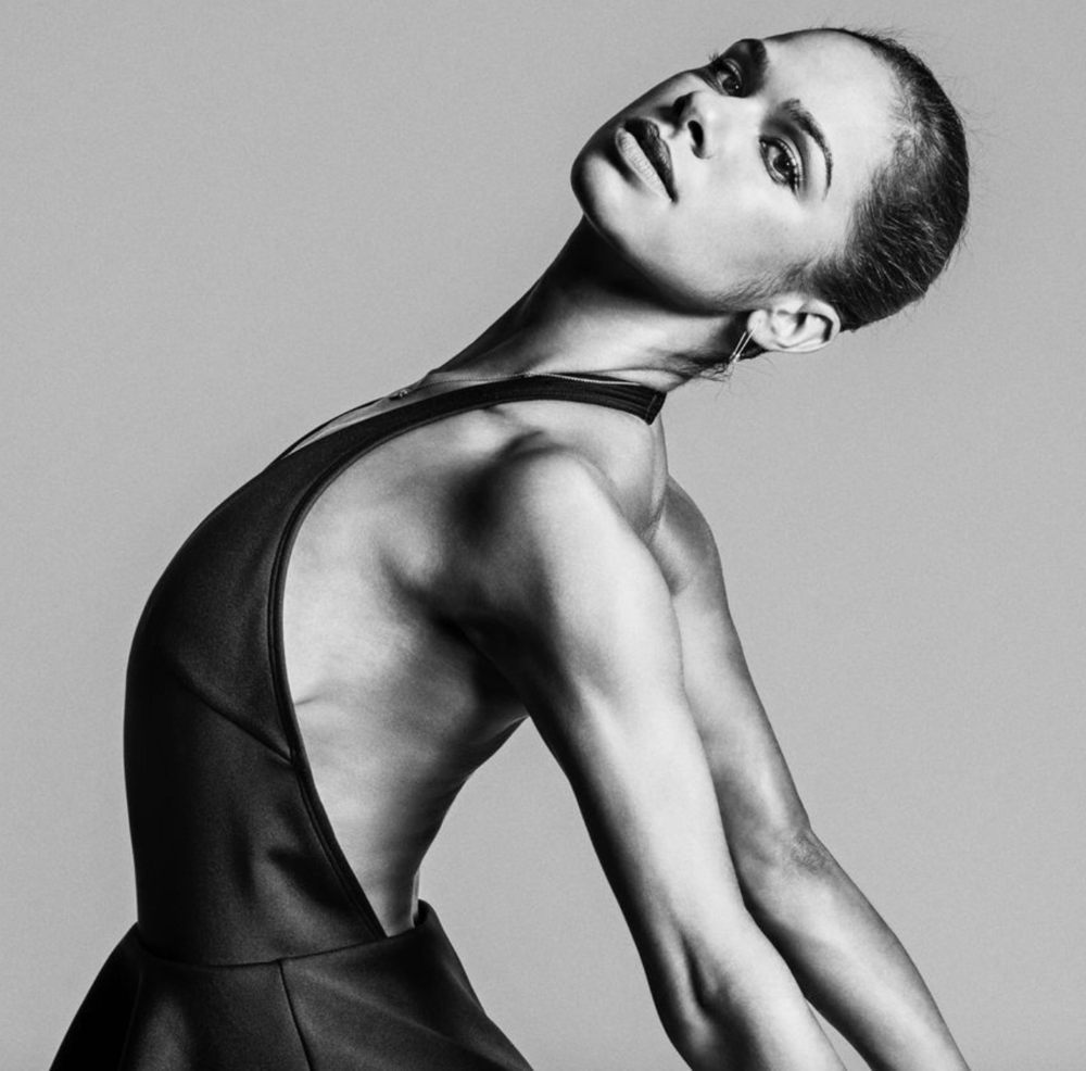Elle Woman, Misty Copeland (September, 2018): The star ballerina on training, becoming a brand, and the new Nutcracker.