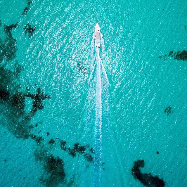 Boaty McBoatface 2 - Cancun, Mexico #dronedose