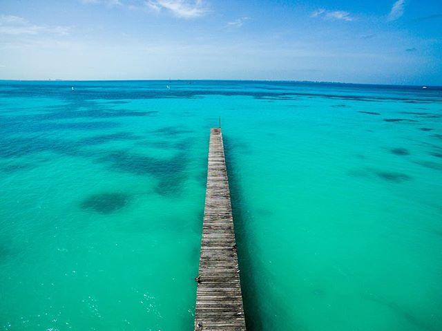 Cancun - Mexico #dronedose