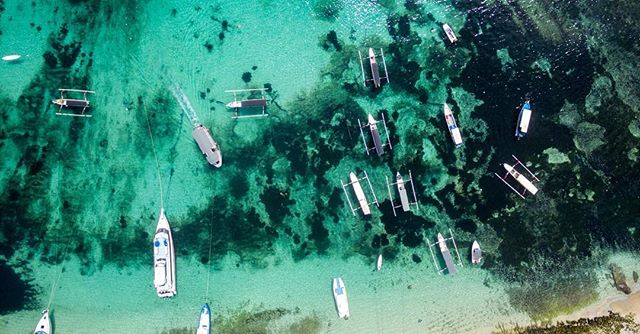 Lembongan Island - Bali #dronedose