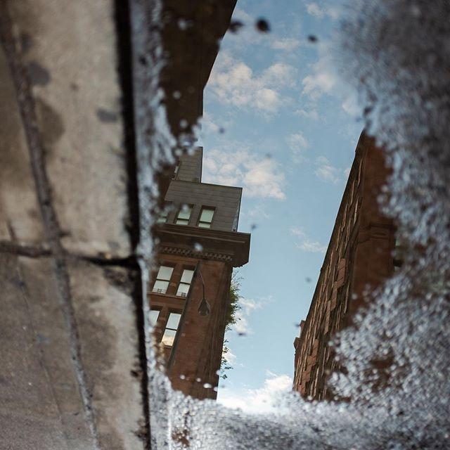 Rain - New York #fujifilm #x100s #shooteverything