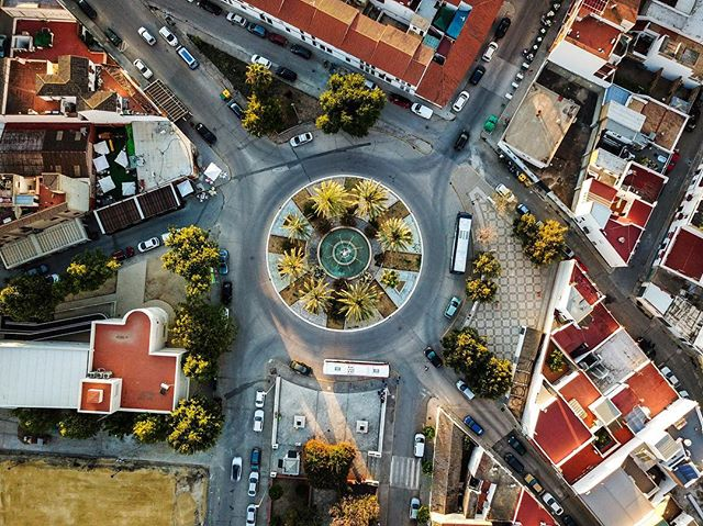 Circle - Villamartin, Spain #dji #mavicpro #spain #fromwhereidrone