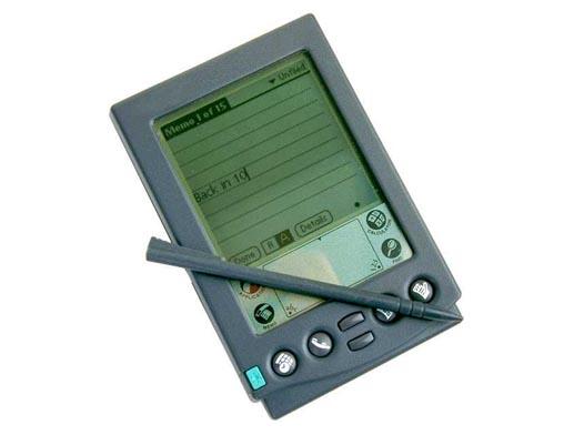 #FAD: The ill-fated Palm Pilot