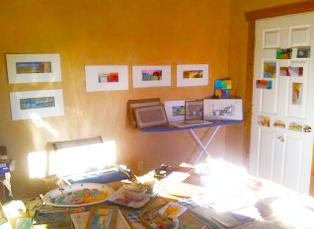 -My ad hoc studio!