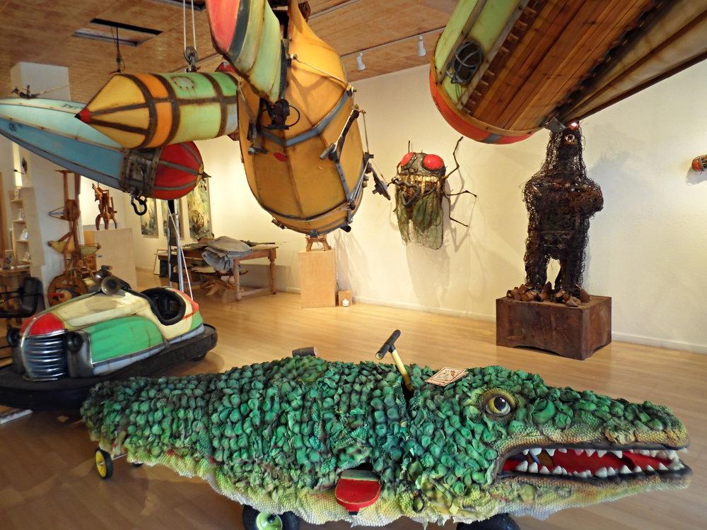 The Sam Poe Gallery, Bisbee, Arizona.