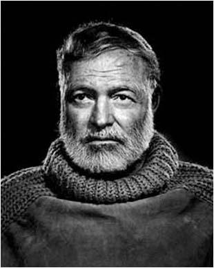02 - Ernest Hemingway