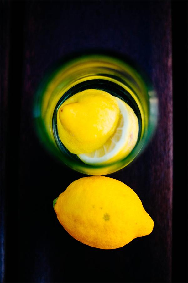 01 - Lemon Water + Cayenne Pepper