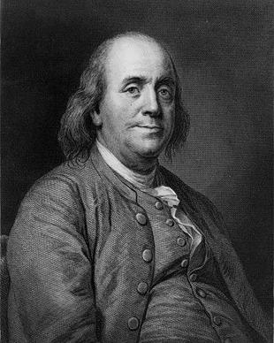 01 - Benjamin Franklin