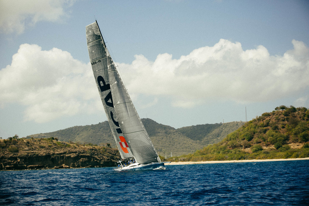 ICAP Leopard - Winner of the the 2014 Yachting World Trophy