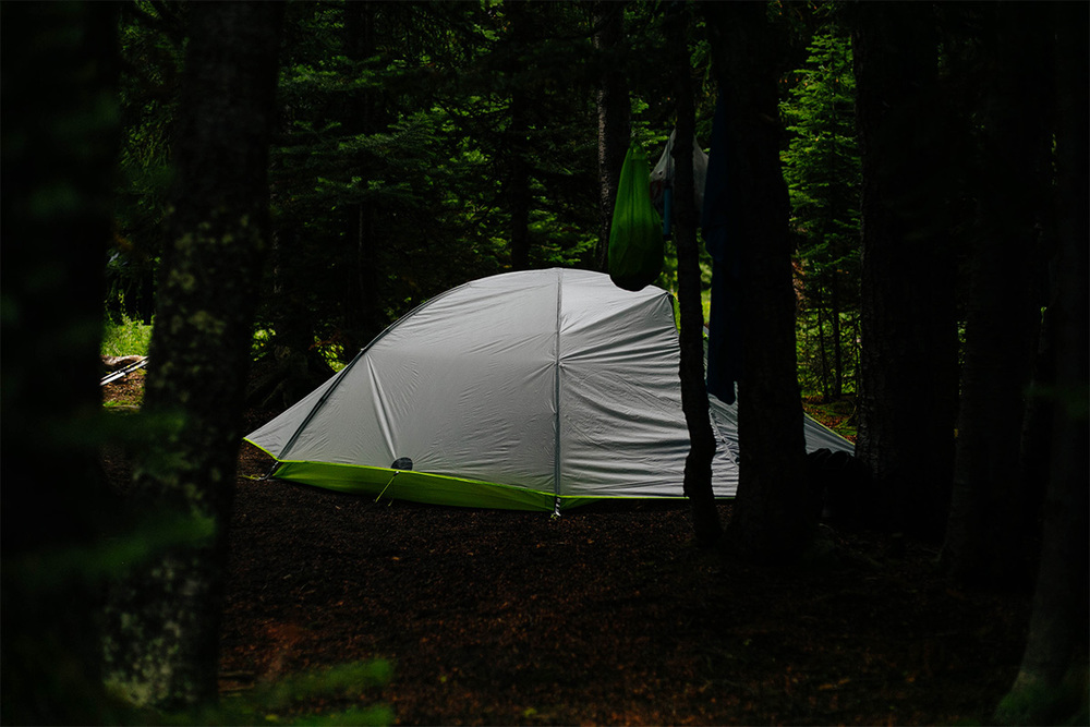 The perfect tent