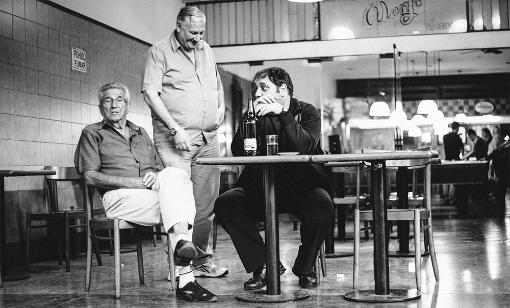 Bang, Bang, Bang, I shot the old time gangsters of Buenos Aires