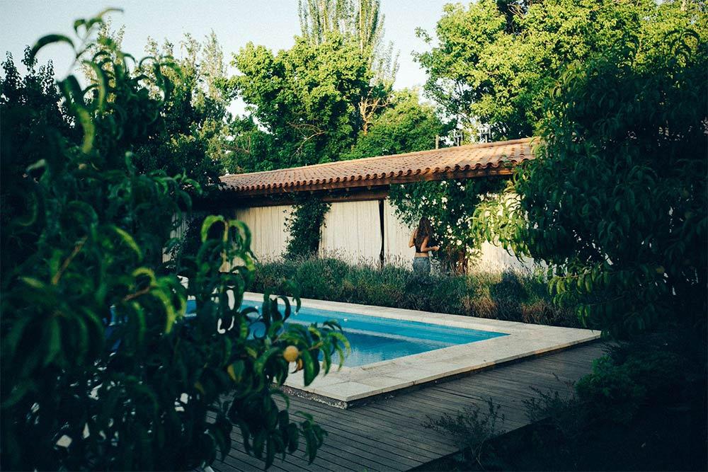Finca Terrada Villa in Mendoza