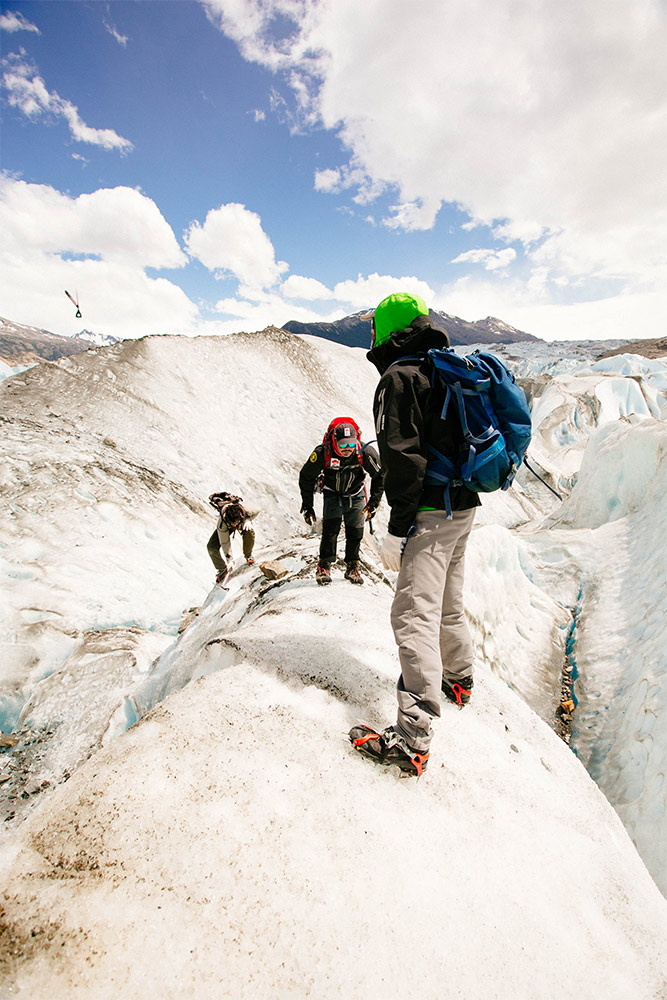 Viedma Glacier Trekking with Guides