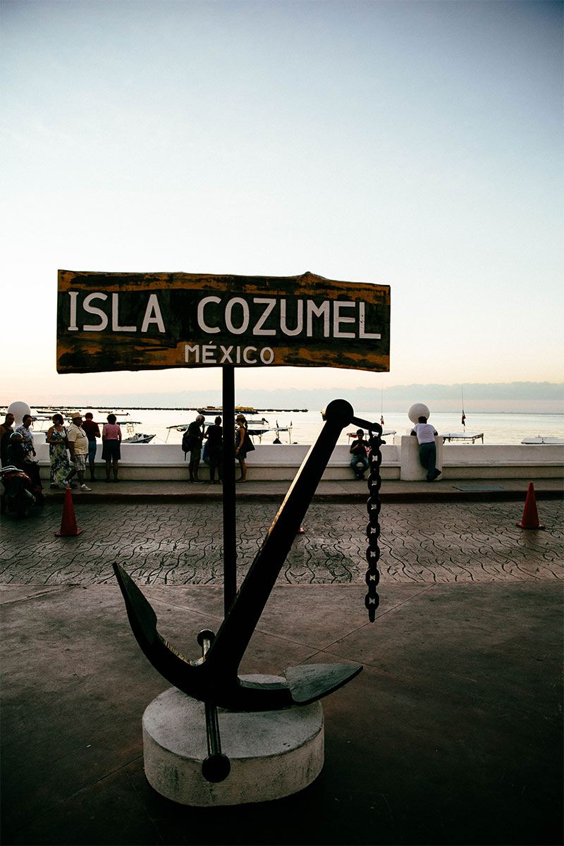 Welcome to Isla Cozumel