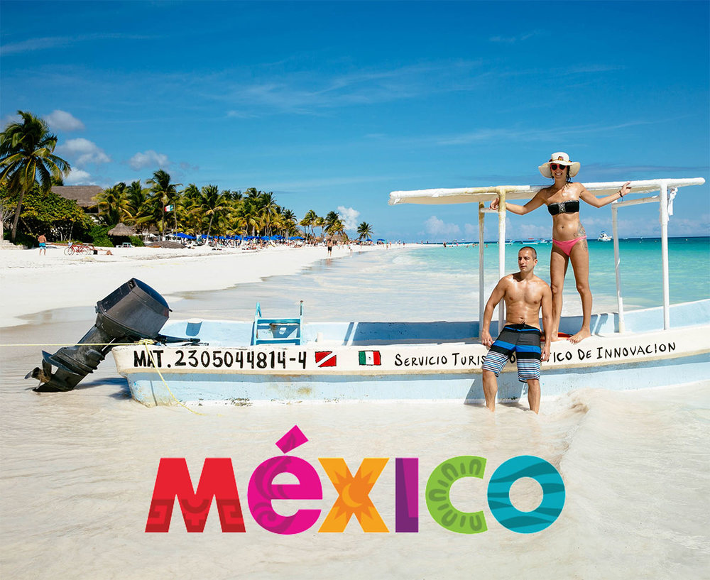 The non-official Visit Mexico Ad