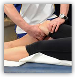 Sports injuries include fractures, dislocated joints, hyper-extensions, sprains and strains.