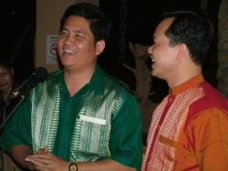 Cambodian pastors