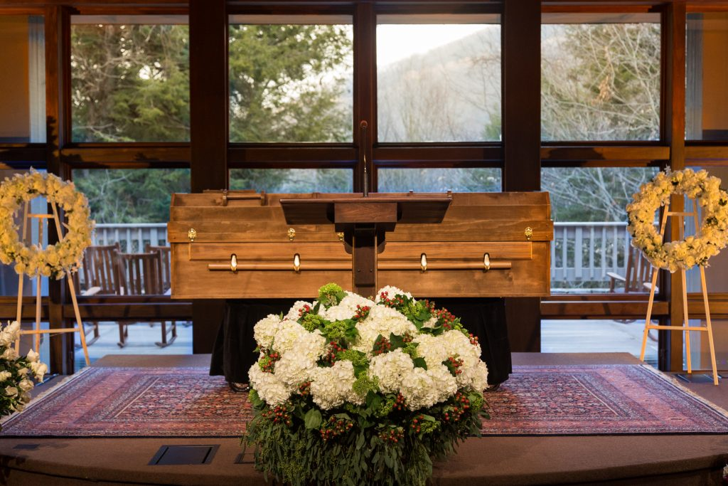 A 200 Casket For The Man I Admired The Most Evergreen Sgv
