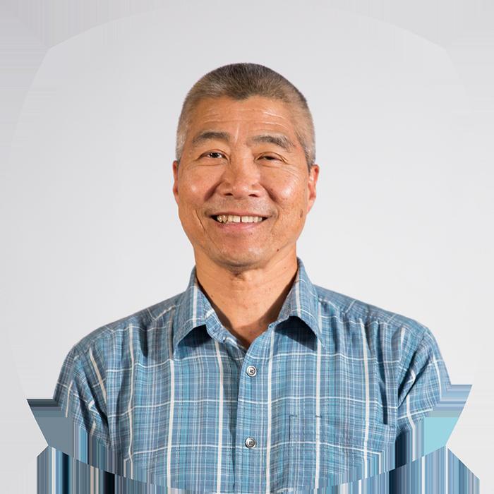 Ron Miyake  Sr. Associate Pastor of Prayer Ministries