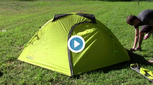 Trail and Mountain has fallen in love with the Peregrine Radama 1 tent. Their video review gives an up-close look at the tent itu0027s features ... & Video Review: Peregrine Radama 1 Tent u2014 Peregrine Equipment