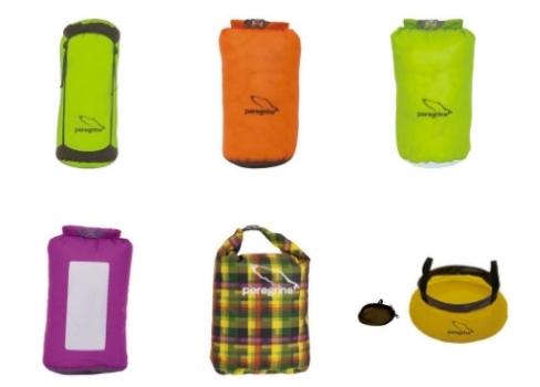 Sacks, Packs & Bags