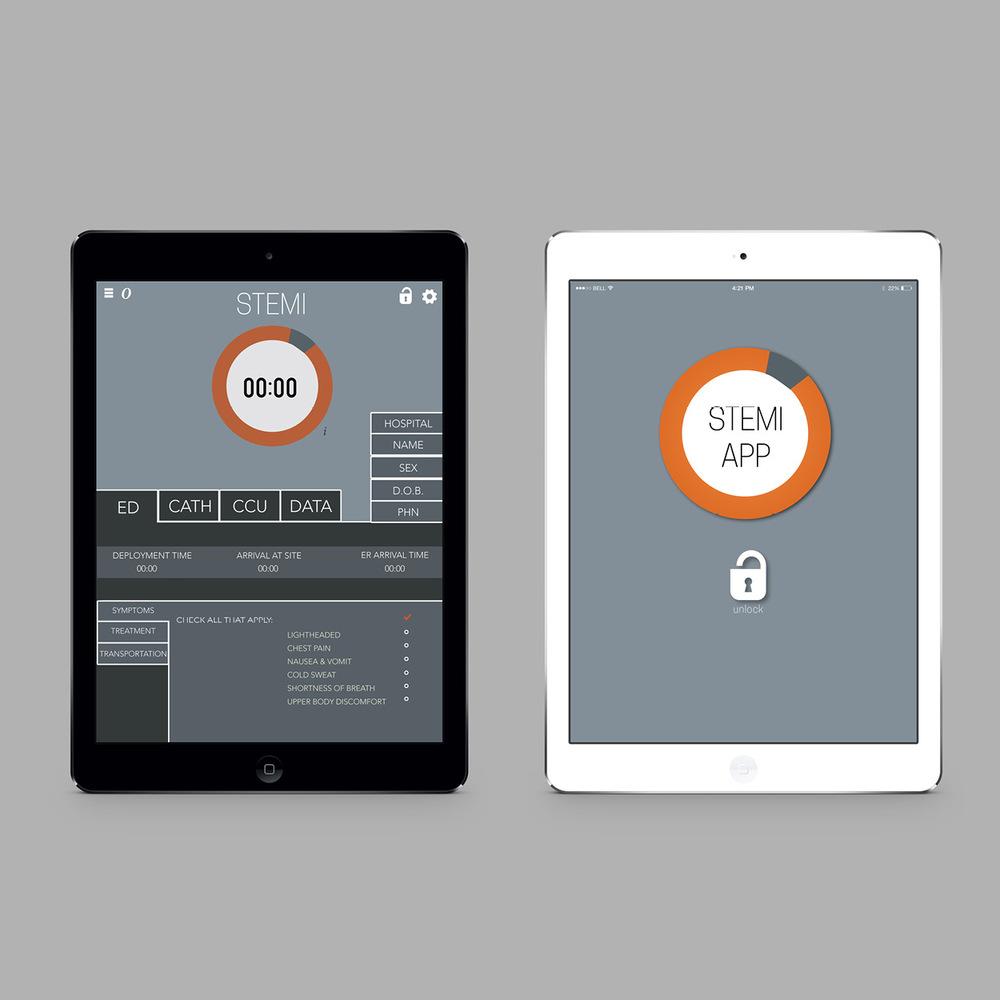 STEMI App