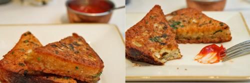 Crispy Salt and Pepper French Toast — Aliya LeeKong