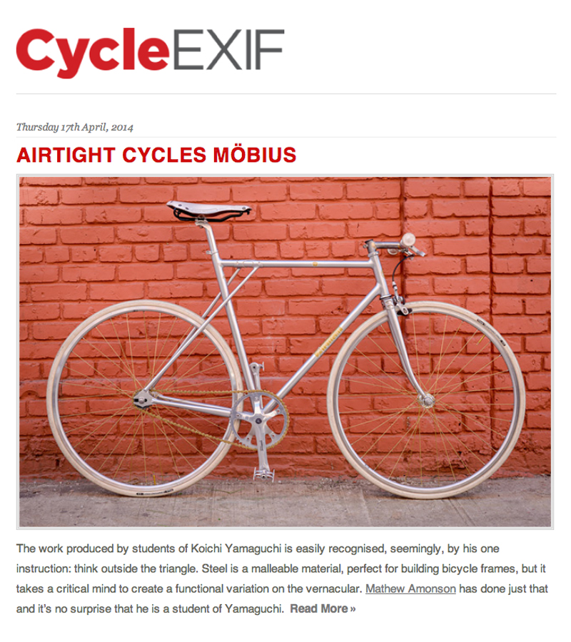 Cycle Exif - Airtight M001