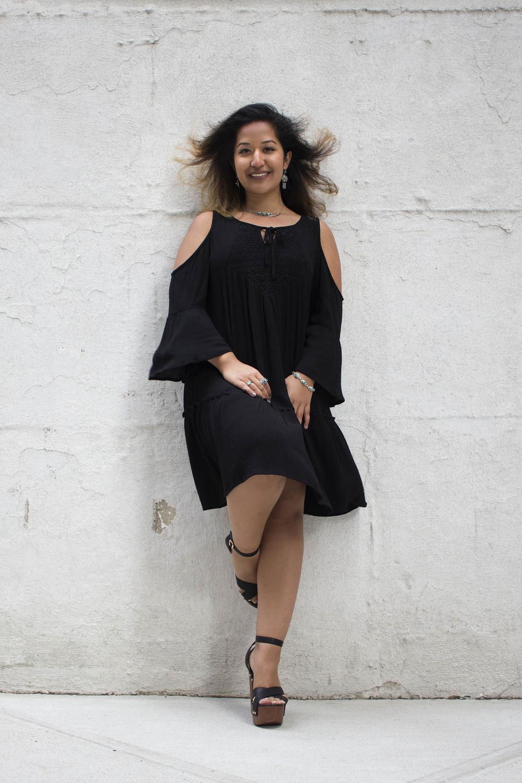 Mossimo Cold Shoulder Dress www.kritys.com