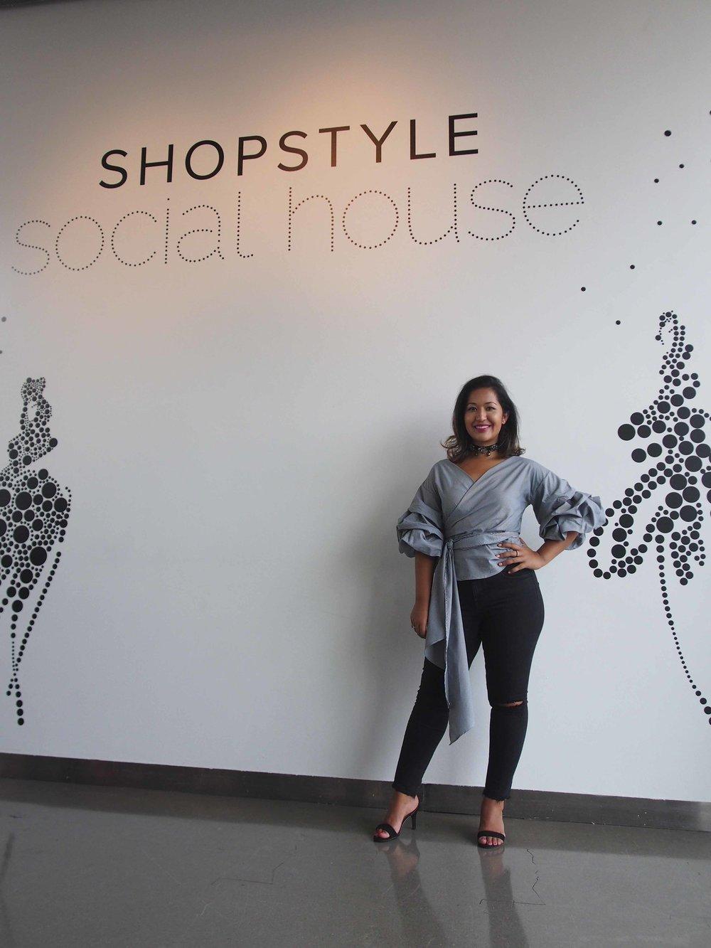 Shop Style Social House
