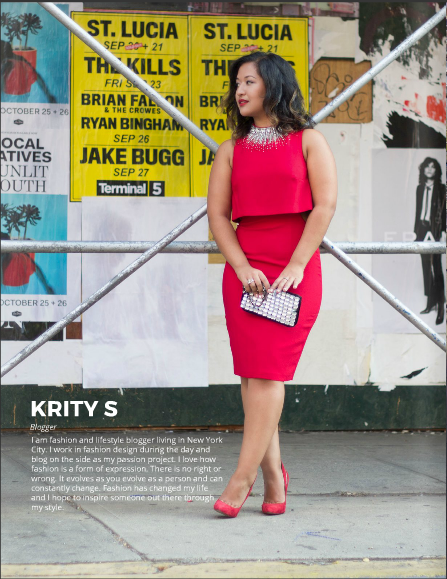 Krowd Magazine Feature