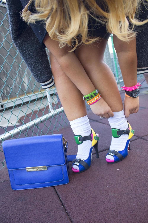 Socks with Heels www.kritys.com