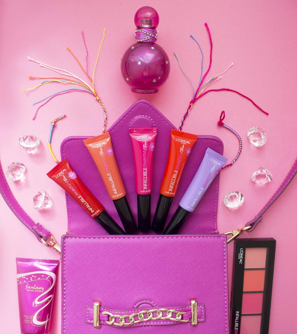 Loreal Lipsticks x Krity S