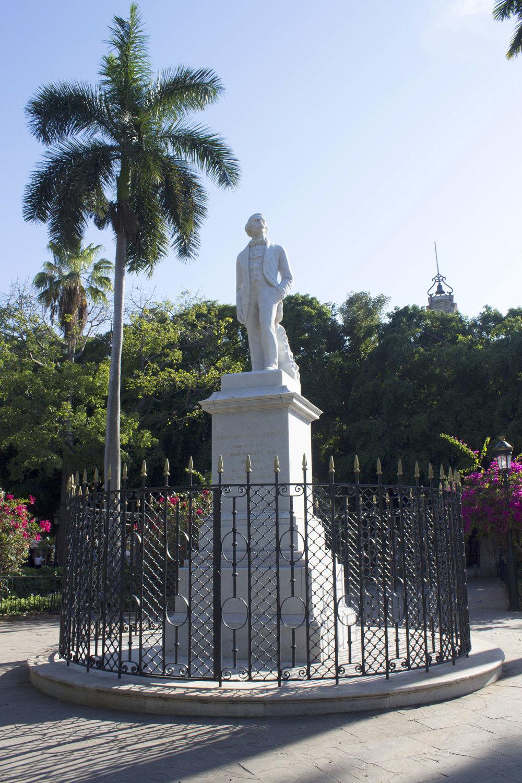 Statue of Carlos Manuel de Céspedes