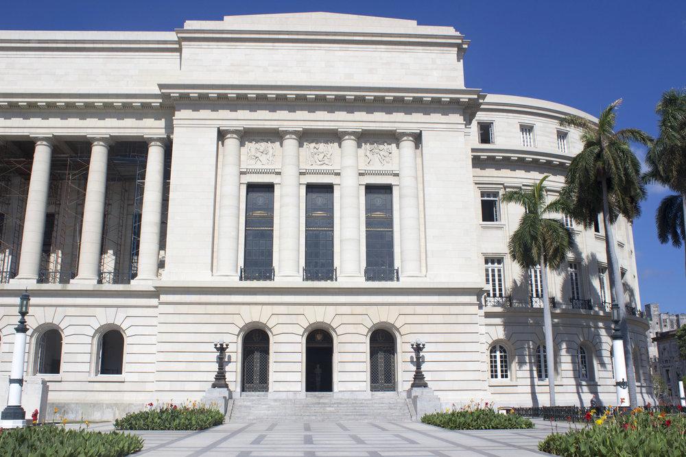 El Capitolio- Havana, Cuba