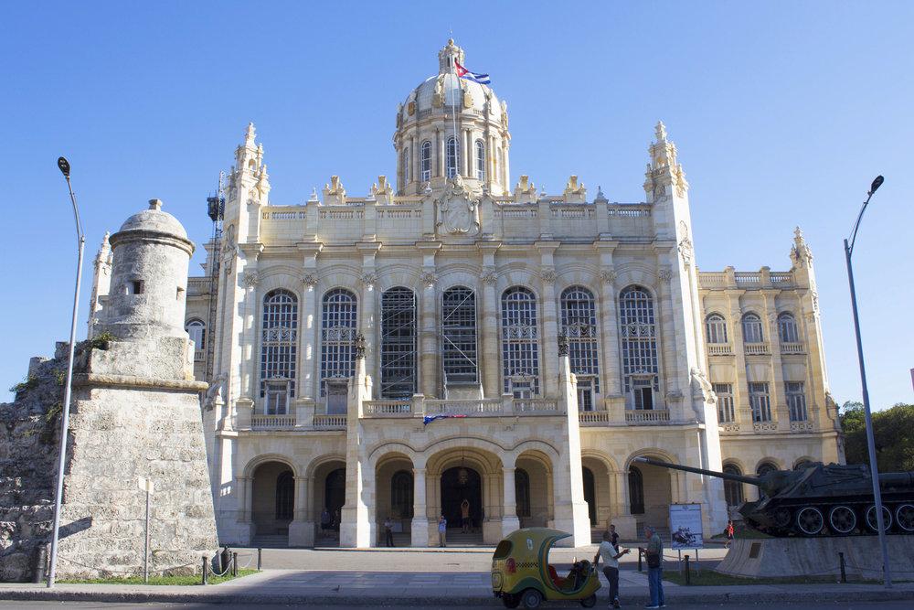 Museo De La Revolución, La Habana, Cuba- Havana