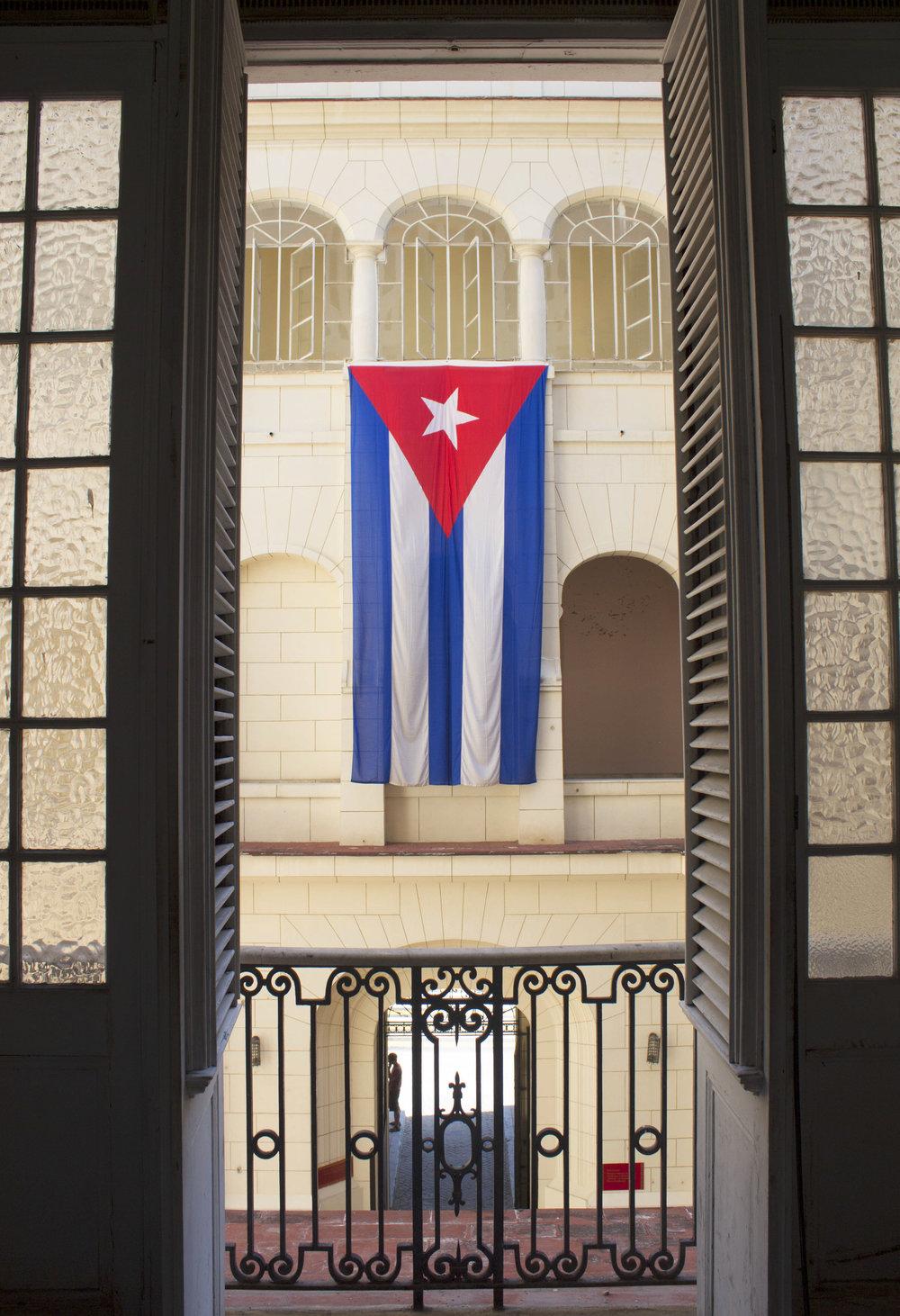 Havana- Cuban Flag
