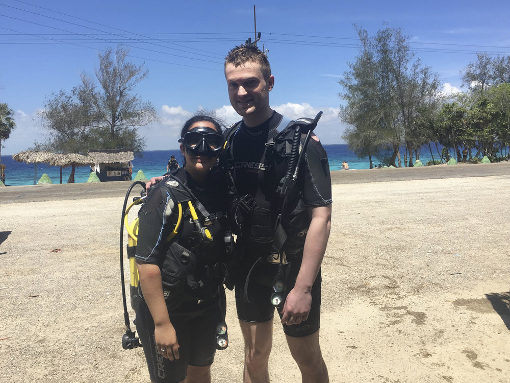 Cuba- Playa Giron- Scuba Diving