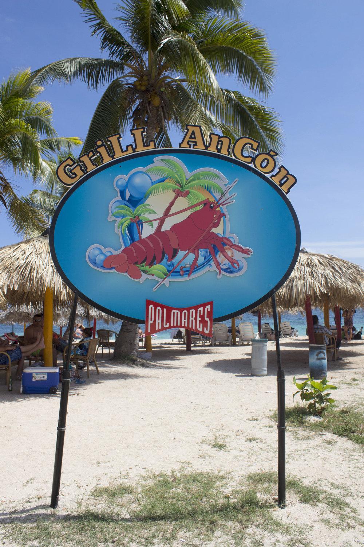 Cuba- Trinidad- Playa Ancon