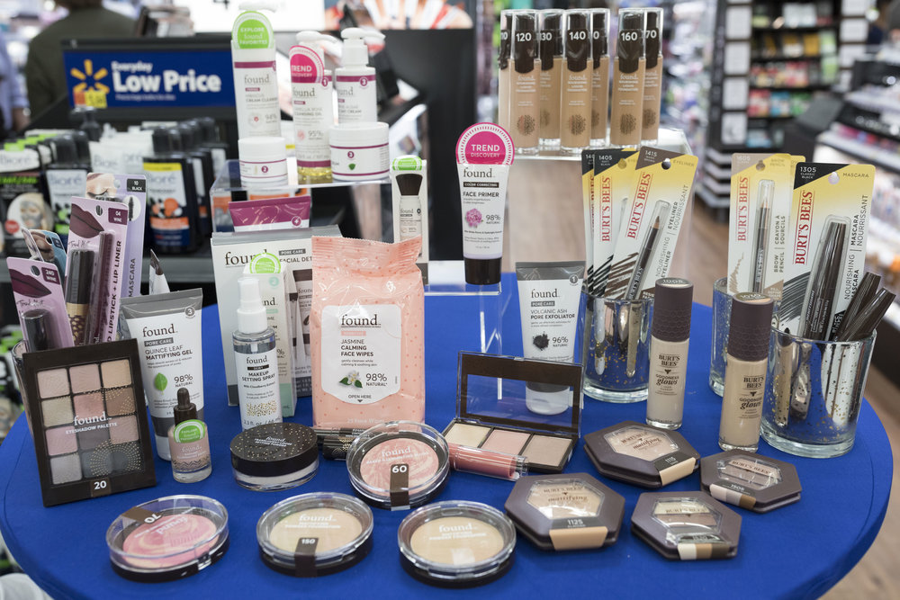 Walmart Fall Beauty Preview- Found Natural Beauty Products