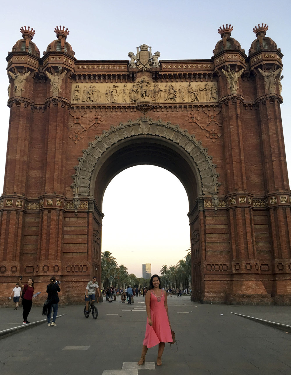 Krity S Travel Barcelona Spain