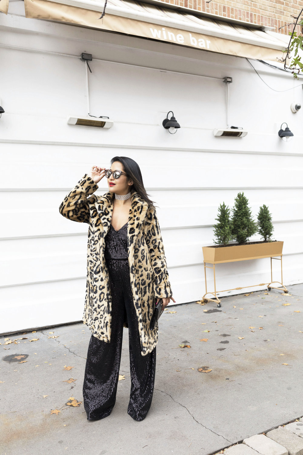Krity S x New Years Eve Outfit x Sequin Jumpsuit and Cheetah Faux Fur2.jpg