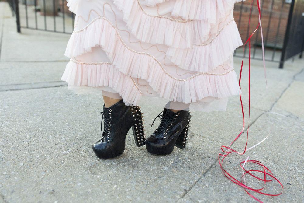 Krity S x Pink Ruffle Aidan Mattox Dress x Valentine's Day10.jpg