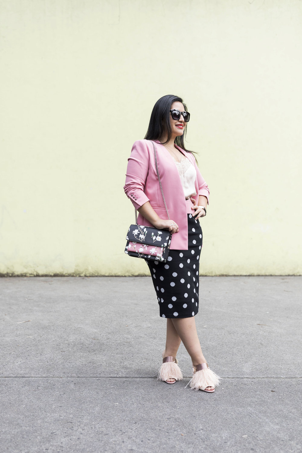 Krity S x Polka Dot and Pink Work Outfit2.jpg